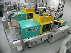 Industrial Manufacturing Capabilities: Custom Plastic Injection Molding